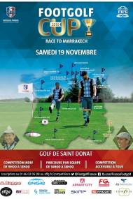 Etape 21 : Golf de Saint Donat