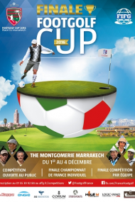 The Montgomerie Marrakech Footgolf Challenge