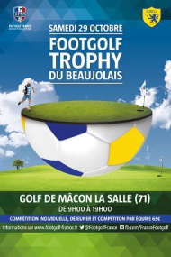 Footgolf Trophy du Beaujolais - FULL PACKAGE