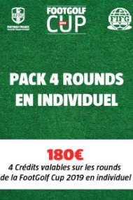 PACK 4 Rounds - Individuel