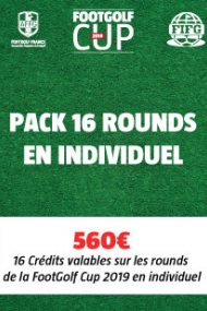 PACK 16 Rounds - Individuel