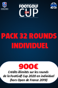 4 - PACK 32 ROUNDS INDIVIDUEL