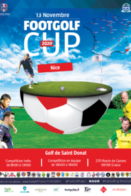 ETAPE 36 : Golf de Saint Donat