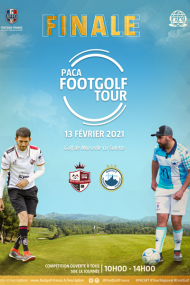 FINALE : Golf de Marseille la Salette (PACA Tour)