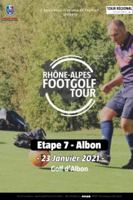 ETAPE 7 : Golf d'Albon (RA Tour)