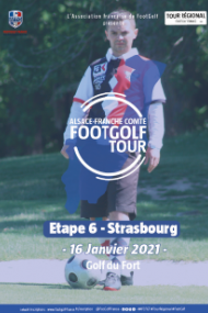 ETAPE 6 : Golf du Fort (AFGT)