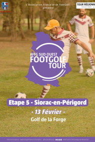 ETAPE 5 : Golf de la Forge (SO Tour)