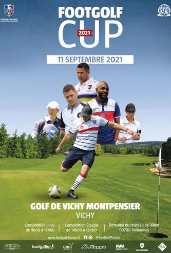 ÉTAPE 23 : Golf de Vichy Montpensier