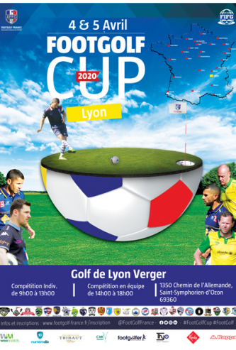 ETAPE 19: Golf de Lyon Verger