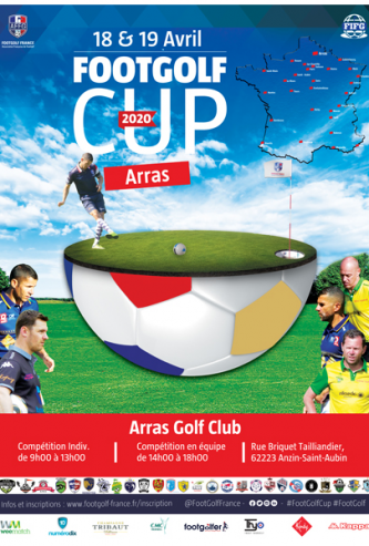 ETAPE 11 : Arras Golf Club