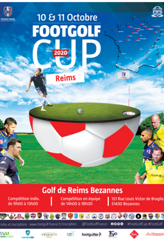ETAPE 27 : Golf de Reims Bezannes