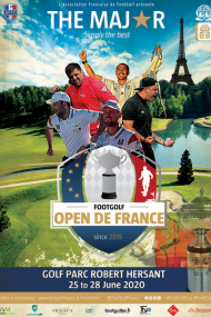 FootGolf French Open - Ladies Pack