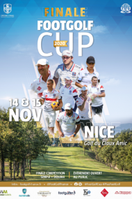 FINALE FOOTGOLF CUP 2020 - Pack Lune de Mougins 3 NUITS
